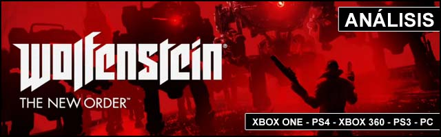 Cab Analisis 2014 Wolfenstein The New Order