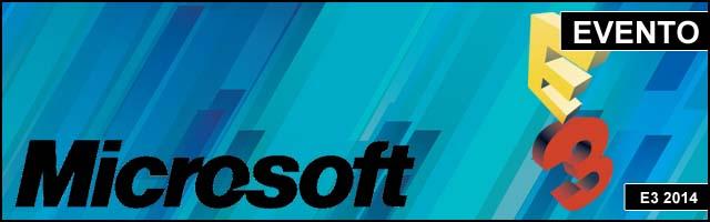 Cabeceras Eventos 2014 E3 Microsoft