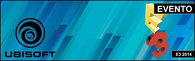 Cabeceras Eventos 2014 E3 Ubisoft
