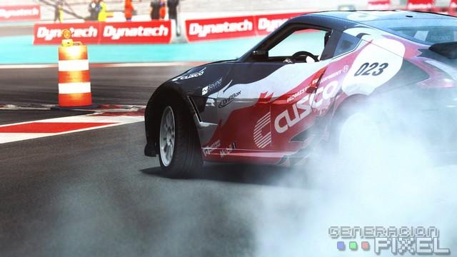 GRID Autosport Analisis img01