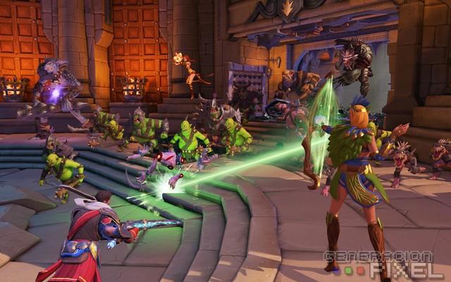 Orcs Must Die Unchained avance img01