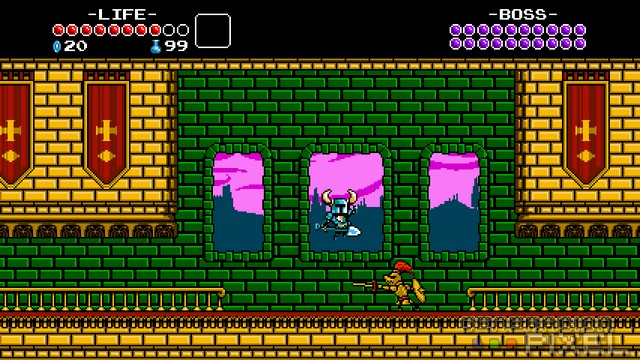 Shovel Knight Analisis img01