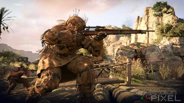 Sniper Elite III Analisis img02
