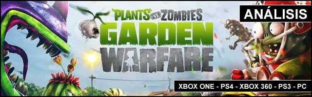 Cab Analisis 2014 Plants vs zombies Garden ps