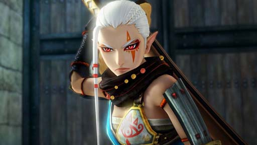 hyrule warriors Impa