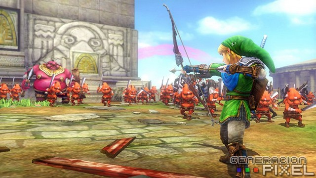 analisis Hyrule Warriors img 003