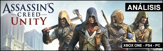 Cab Analisis 2014 Assassins Creed Unity