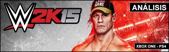 Cab Analisis 2014 WWE2k15