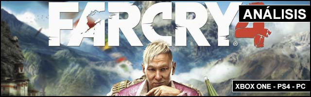 Cab Analisis 2014 Farcry 4