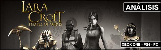 Cab Analisis 2014 Lara Croft y el templo de Osiris