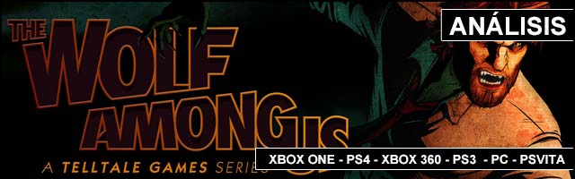 Cab Analisis 2014 The Wolf among us