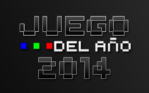 Nuevo Logo Generacion Pixel Juego del año 2014
