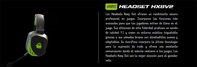 Keep out hx8v2