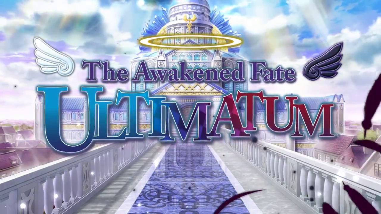 NIS América, The Awakened Fate Ultimatum, Tráiler