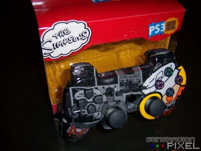 analisis Mando Ps3 Los Simpsons img 003