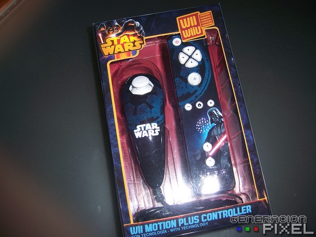 analisis Mando Wii Star wars img 001