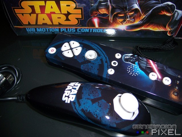 analisis Mando Wii Star wars img 003