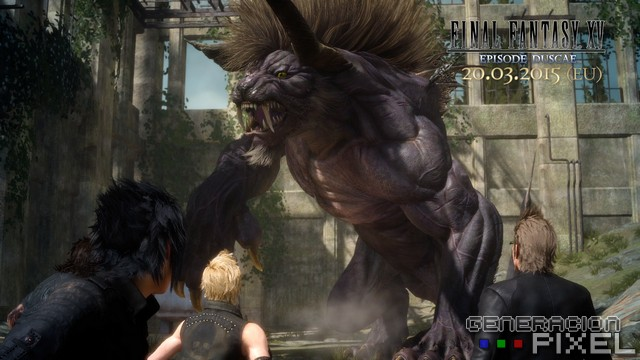 analisis Final Fantasy Xv img 001