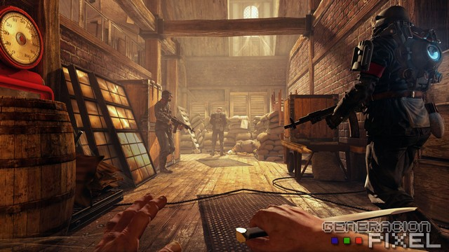 analisis wolfenstein the old blood img 001