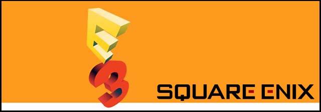 Cabeceras E3 2015 Square Enix