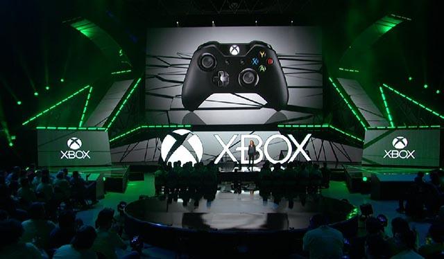 Conferencia Xbox oNe Escenario