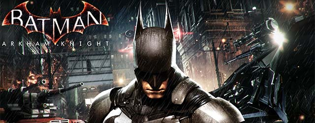 Cab Batman Arkham Knight
