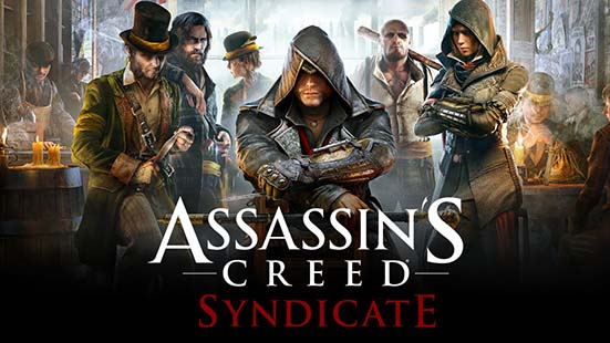 Assassins Creed Syndicate cab