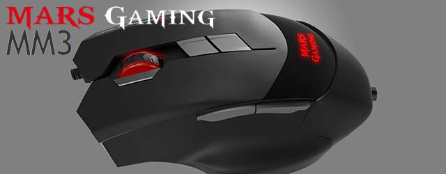 ANÁLISIS HARDWARE: Ratón Mars Gaming MM3