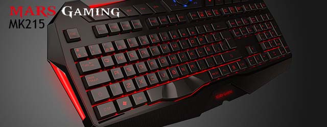 ANÁLISIS HARDWARE: Teclado Mars Gaming MK215