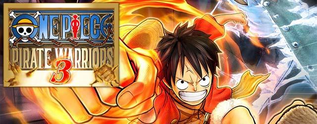 ANÁLISIS: One Piece Pirate Warriors 3