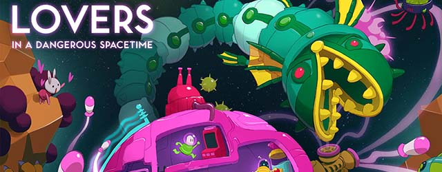 ANÁLISIS: Lovers in a Dangerous Spacetime