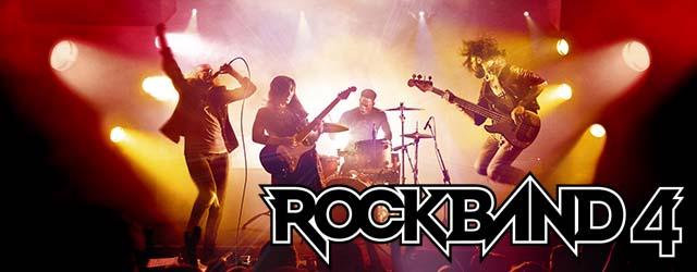 ANÁLISIS: Rock Band 4