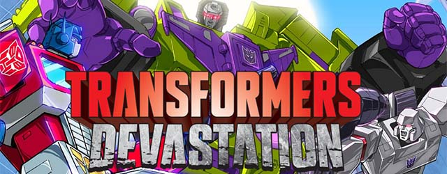Transformers Devastation cab