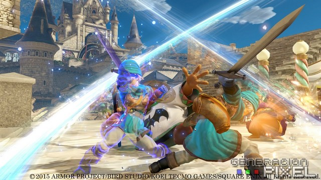 analisis Dragon Quest Heroes img 004