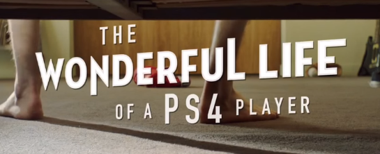 Anuncio PS4