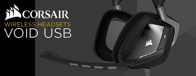 ANÁLISIS HARD-GAMING: Corsair Auriculares Void Usb