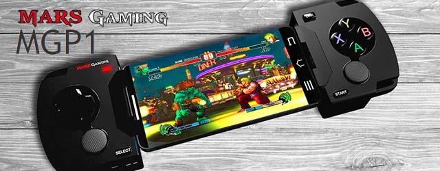 ANÁLISIS HARD-GAMING: Gamepad MarsGaming MGP1