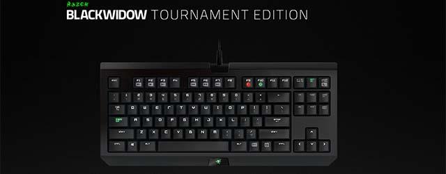 ANÁLISIS HARD-GAMING: Teclado Razer BlackWidow Tournament Edition Chroma