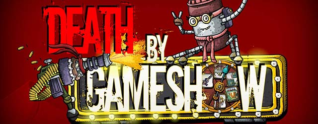 Death by Games Show cab