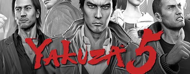 ANÁLISIS: Yakuza 5