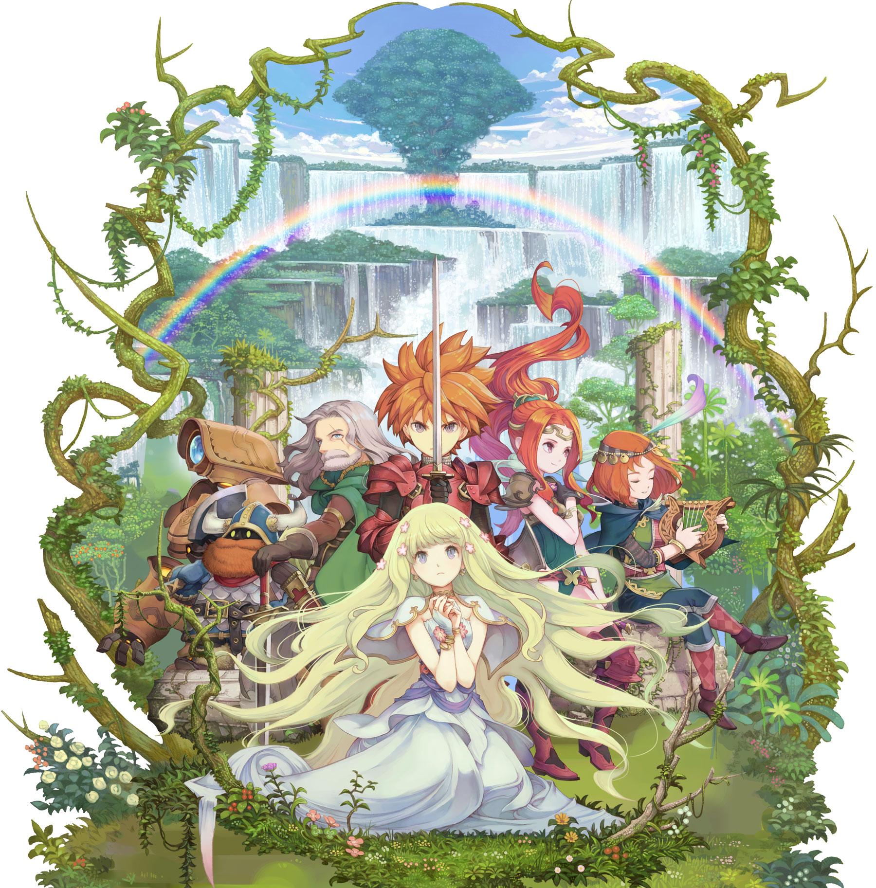 Adventures of Mana2