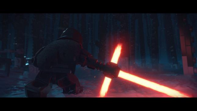 LEGO Star Wars El Despertar de la Fuerza, Vídeo, LEGO