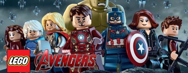 ANÁLISIS: LEGO Marvel Vengadores