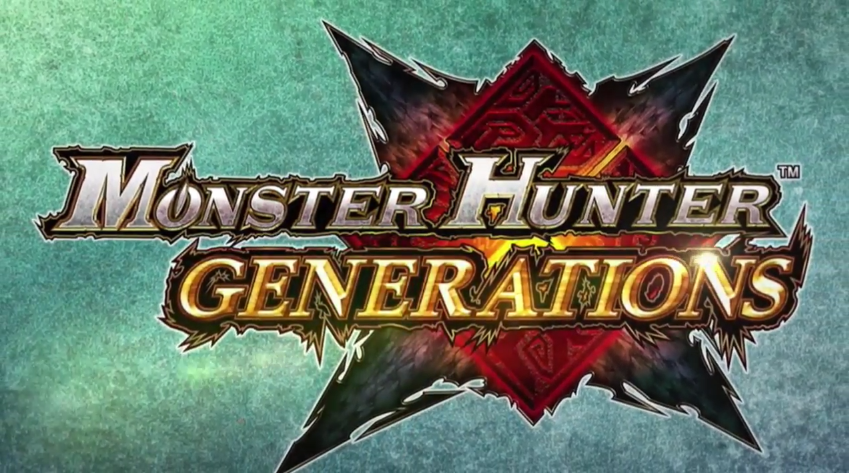 1Monster Hunter Generations