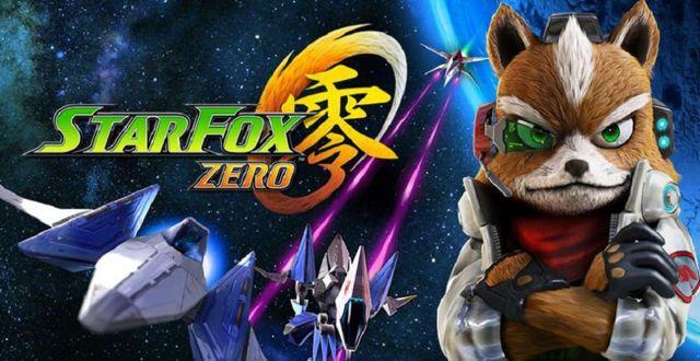 1Star Fox Zero