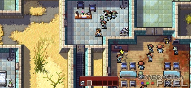 The Escapists TWD02