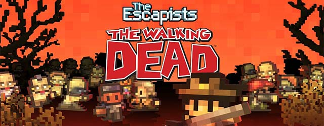 the Escapists The Walking Dead CAB