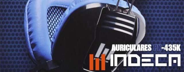 ANÁLISIS HARD-GAMING: Auriculares Indeca PX-435K