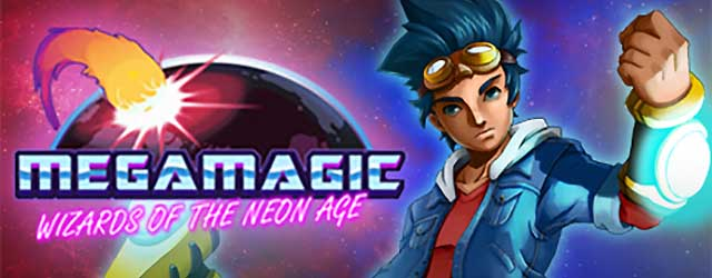 ANÁLISIS: Megamagic: Wizards of the Neon Age