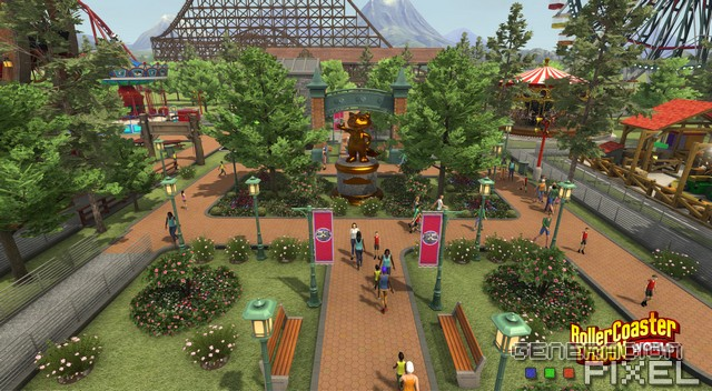 analisis RollerCoaster Tycoon World beta img 001